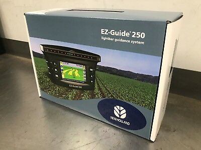 New Trimble Ez Guide 250 Gps Lightbar With Mini-mag Antenna 92000-60