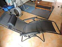 Mesh Recliner Camp Chair Springfield Ipswich City Preview
