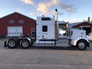 Parting Out 2012 W9 Kenworth