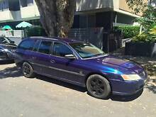 -only100000km-2004 backpacker wagon-6M rego-bed/camping/gaz cooke Sydney City Inner Sydney Preview
