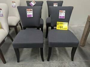 Dining Chairs and BAR STOOLS - 2nds OUTLET - Up t 80% off RRP