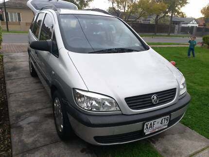Automatic 2004 Holden Zafira Hazelwood Park Burnside Area Preview