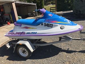 Jet ski, Polaris SL700 Wynyard Waratah Area Preview