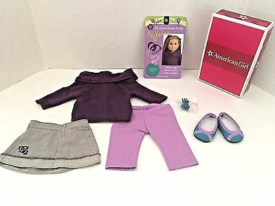 American Girl McKenna's School Outfit   NEW in AG Box