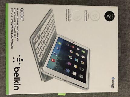 "Belkin Qode Ultimate Pro Keyboard for iPad 9.7"" (5th Gen)/iPad Air"