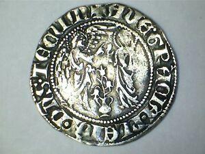 REGNO DI NAPOLI SALUTO D'ARGENTO CARLO II D'ANGIO' 1285-1309 SPL - Italia - REGNO DI NAPOLI SALUTO D'ARGENTO CARLO II D'ANGIO' 1285-1309 SPL - Italia