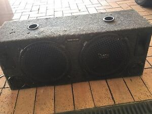 Dual subs and box price drop Glenmore Park Penrith Area Preview