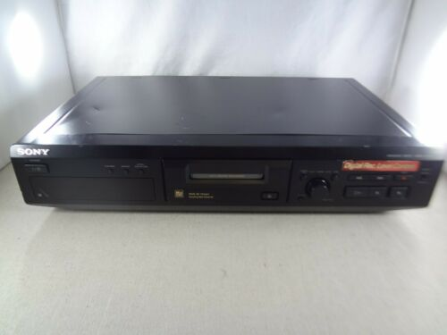 Sony MDS-JE330 Minidisc Player Recorder Deck - Tested/Working