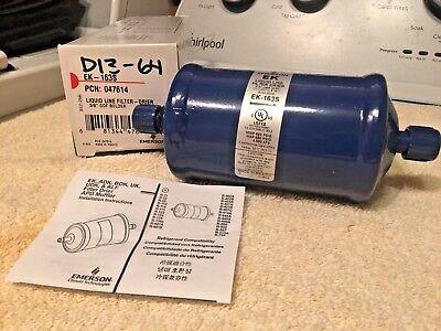 Filter Drier Refrigeration 38 Odf Sweat Ek163s Liquid Line Filter-drier
