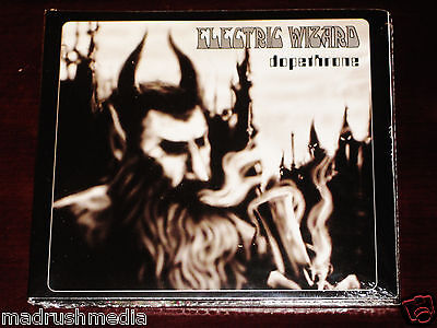 Electric Wizard Dopethrone Cd 2006 Bonus Track Rise Above Records Uk Digipak New