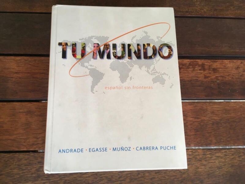 tu mundo textbook 2nd edition