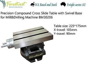 225X175MM Cross Slide Table With Swivel Base [ForestWest] BM30206 Canning Vale Canning Area Preview