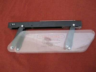 Powermatic Table Saw Blade Guard Transparent Leaves Etc. For Pm1000 - New