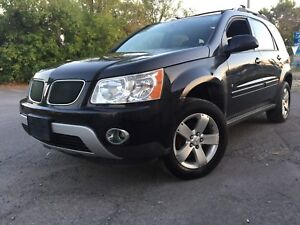 Pontiac Torrent fully loaded AWD certified on special