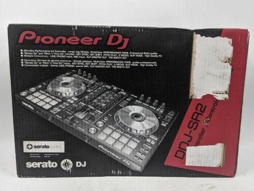 New Pioneer DDJ-SR2 2-Channel Serato DJ Controller -NR2267