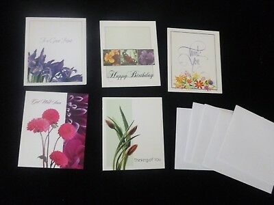 Habitat For Humanity Various  Note  Cards  Set Of 5   Circa 2005   1 Owner
