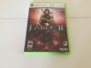 Xbox 360 fable 2 game for $5