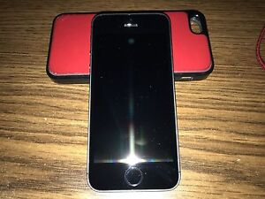 iPhone 5s 32Gig and case w/ telus