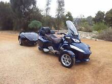 2010Can Am RT Spyder and trailer Hopetoun Ravensthorpe Area Preview