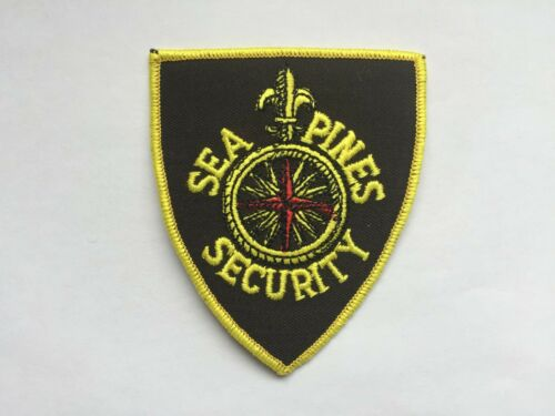 Sea Pines Security Patch