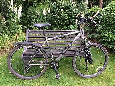 Marin Hawk Hill Mens Mountain Bike. 18 inch Alloy Frame. 26 inch Wheels.
