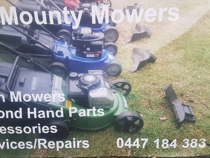 Mounty Mowers Lawn Mowers Garden Tools Accessories and all repair