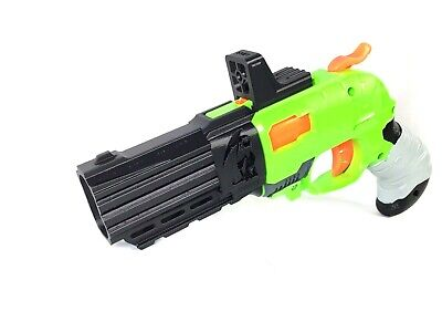 SSWI Mod For Nerf DoubleStrike Reaper Tactical Barrel & Iron Site Double Strike