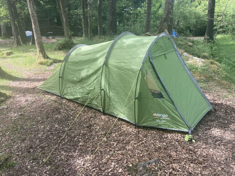 Vango Spey 200+ Tent Festival Camping Holiday