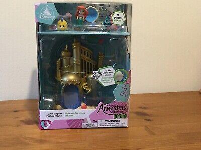Disney Ariel Surprise Playset Animators Collection Littles