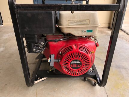 Advanced Power 8kVa Generator with Safet Switch