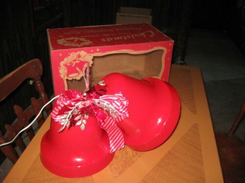 Christmas Blinking Bells Nostalgic Look