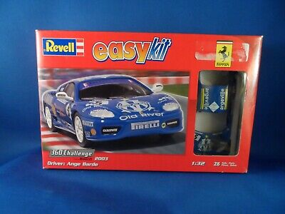 Ferrari 350 Le Challenger Revell Easy Kit New in Box