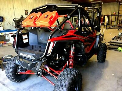 Honda Talon 1000 gas fuel can rotopax carrier JEI Offroad