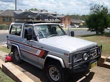 1983 Nissan Patrol Coupe Tenambit Maitland Area Preview