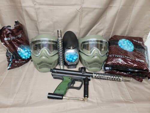 EMPIRE PAINTBALL SET