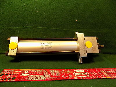 1 Phd Avtr 1-38 X 5 -p Trunnion Mount Cylinder 14 Npt Ports Used