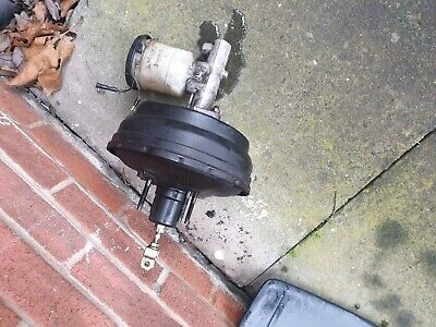 Rover 45 MG ZS 99 on Brake master cylinder and servo  ABS models