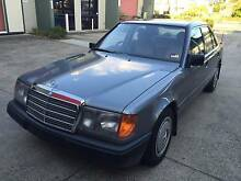 MERCEDES BENZ 230E W124 1987 AUTOMATIC 2.3L 4CYL COMES WITH RWC Burleigh Heads Gold Coast South Preview