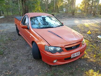 xh xr6 manual falcon ute 1996 wrecking ute cars vans utes rh gumtree com au Ford Falcon Australia 2003 Ford Focus