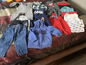 Baby Boys 12 Month Lot