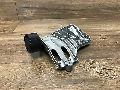 BMW 335 435 535 640 A/C Compressor Support Bracket Mount w/ Pulley F10 F06 F01