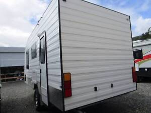 GoldStar RV Liberty Tourer 18ft Semi off road/Aircon/ solar panel
