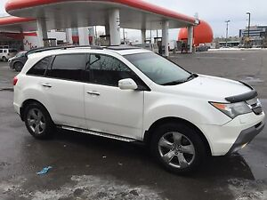 Acura MDX  SH.awd gps tv back up camera