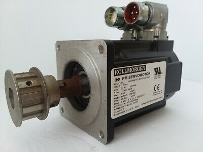 Kollmorgen Pm Servo Motor Model Akm-41e