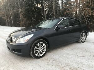 2007 Infiniti g35x AWD great condition