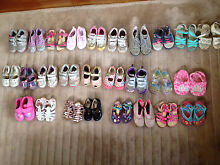 Girls shoes, size 7,8,9,10 (27 pairs in total) Wavell Heights Brisbane North East Preview