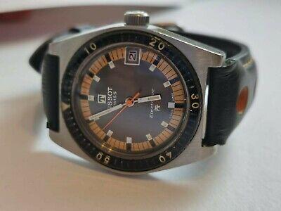 TISSOT PR516 Electronic vintage diver watch