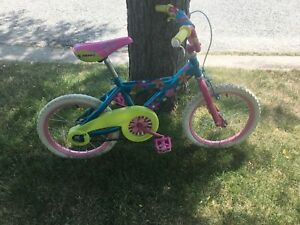 "16"" huffy bicycle"