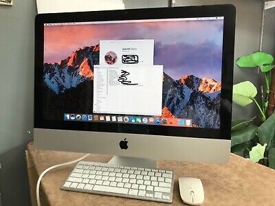 "Apple iMac 21.5"" 2011 Core i5 2.7GHz 8GB RAM 1TB HDD fully functional Warranty"