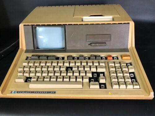 Vintage Hewlett Packard HP 85A Desktop Computer